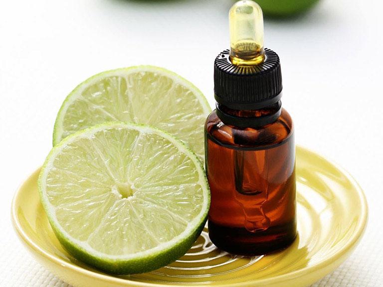 trị viêm da tiết bã bằng dầu dừa