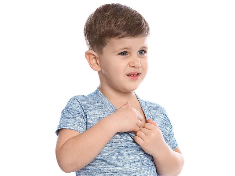 bệnh Viêm da cơ địa ở trẻ em