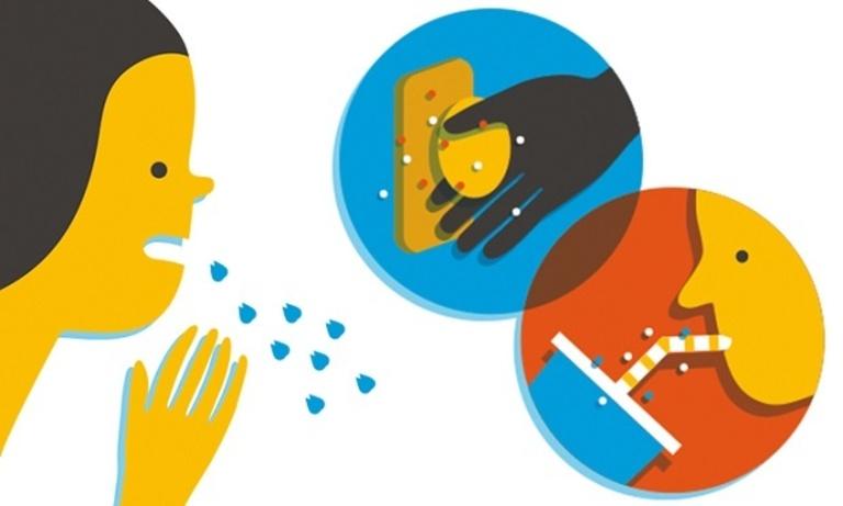 Tiếp xúc thông thường hoặc với dịch từ nốt mụn của bệnh tổ đỉa không làm tăng nguy cơ mắc bệnh.