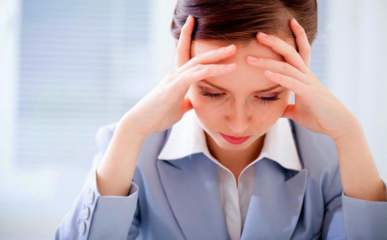 Căng thẳng kéo dài là yếu tố làm gia tăng nguy cơ mắc bệnh vảy nến