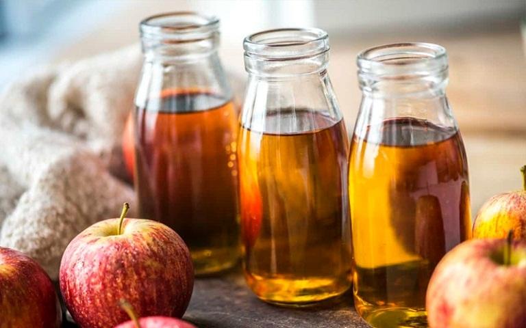 Giấm táo có khả năng sát khuẩn rất tốt, giúp ức chế và loại bỏ các tác nhân gây ra bệnh