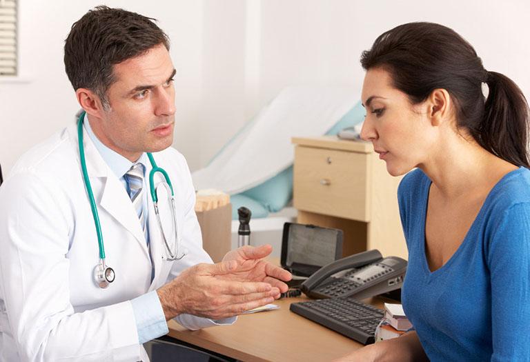 Người bệnh nên tiến hành thăm khám để được tư vấn phương pháp điều trị phù hợp