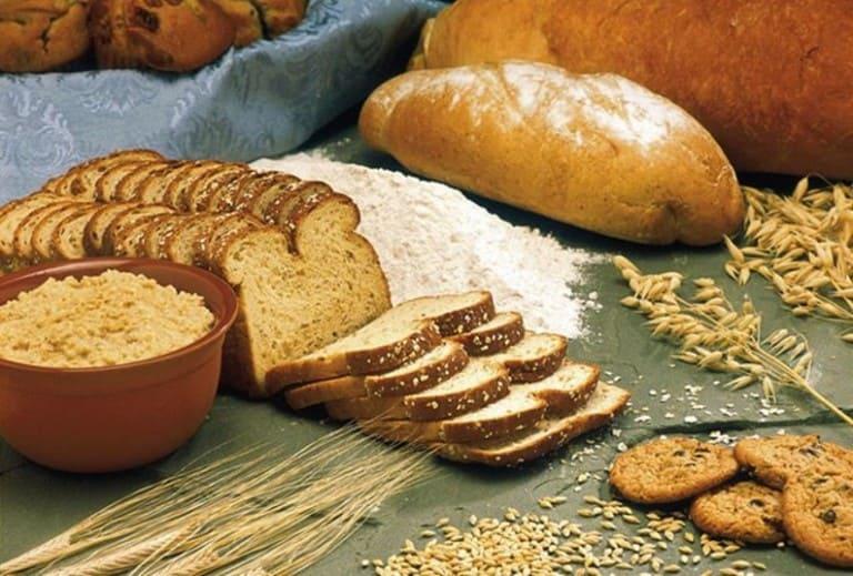 Tiêu thụ quá nhiều thức ăn chứa glutin có thể gia tăng nguy cơ tái phát bệnh tổ đỉa.