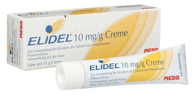 Kem bôi trị bệnh vẩy nến Elidel