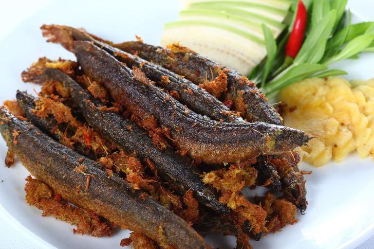 Bị liệt dương nên ăn cá chạch