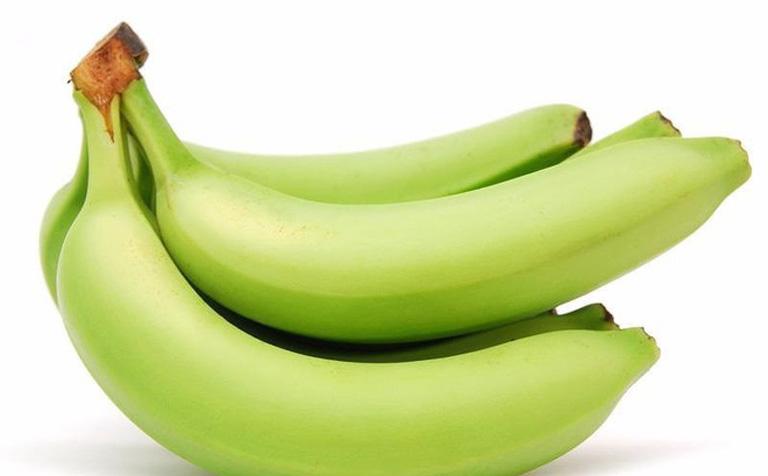 Chữa lang ben bằng chuối xanh đảm bảo an toàn và hiệu quả