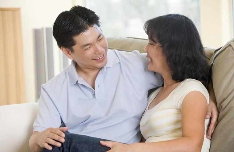 vợ nên làm gì khi chồng yếu sinh lý