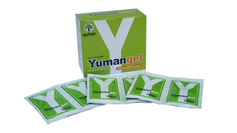 Thuốc dạ dày chữ Y (Yumangel)