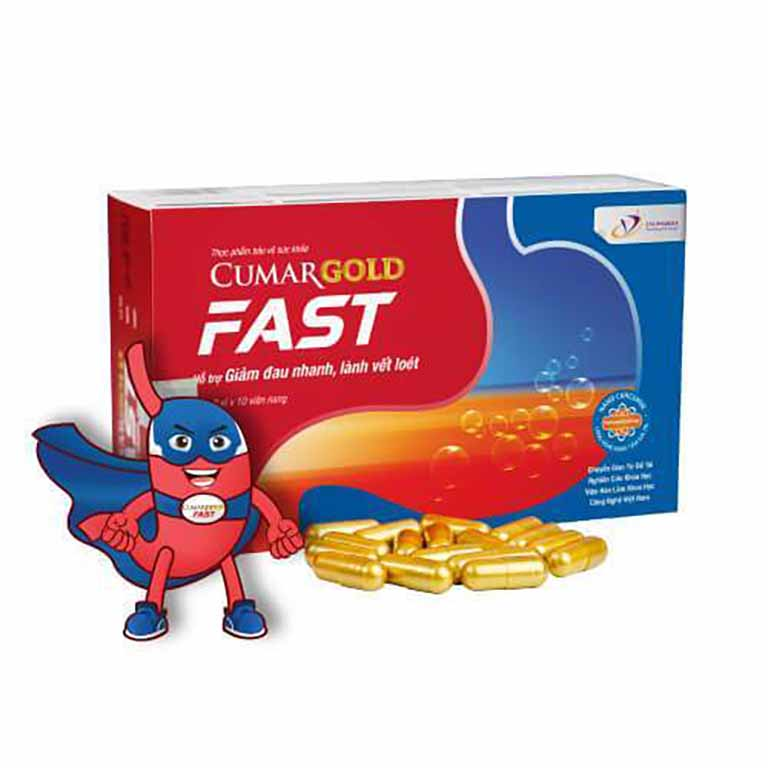 Curmagold - sản phẩm bảo vệ sức khỏe từ tinh nghệ