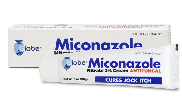 Thuốc Miconazole điều trị hắc lào hiệu quả được các bác sĩ khuyên dùng