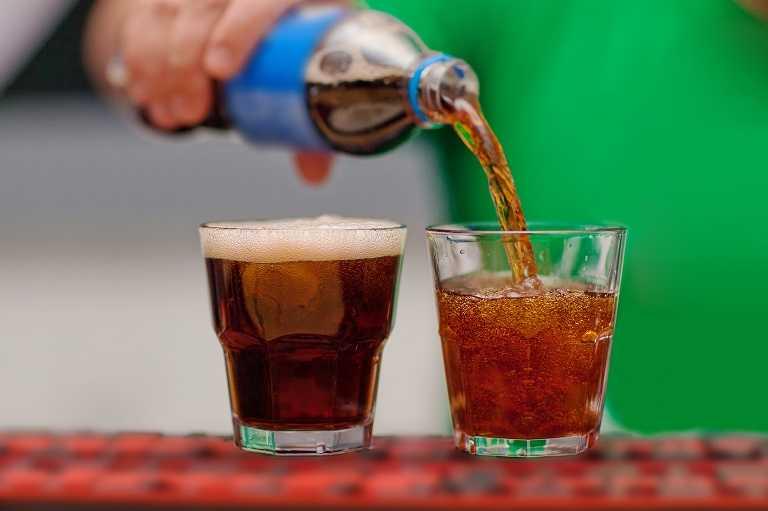 Không sử dụng đồ uống có gas khi bị bệnh dạ dày