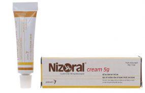 Trị lang ben bằng thuốc Nizoral hiệu quả