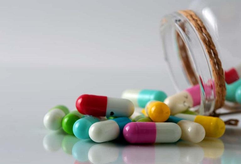 Sử dụng thuốc chữa viêm loét dạ dày cần tuân thủ chỉ định của bác sĩ