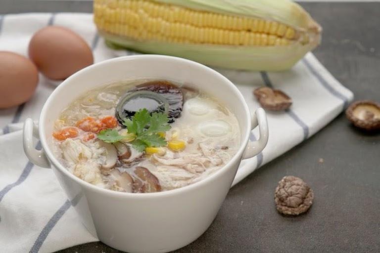 Súp món ăn thích hợp cho người mắc viêm dạ dày