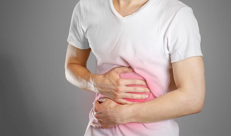 Người mắc viêm dạ dày thường phải hứng chịu những cơn đau có thắt