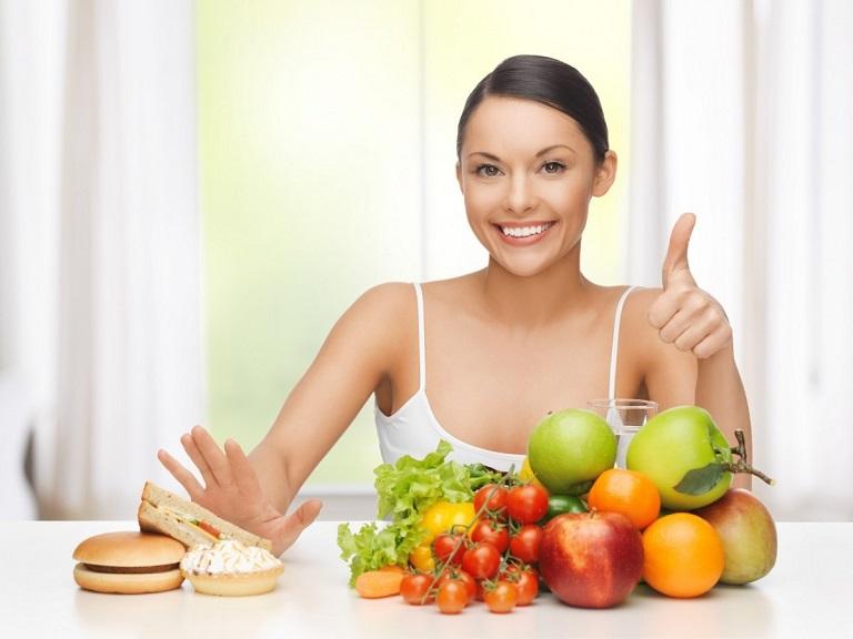 Thay đổi thói quen sinh hoạt và ăn uống để phòng tránh