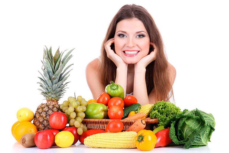 Người bệnh cần chế độ ăn uống khoa học để khắc phục tình trạng bệnh