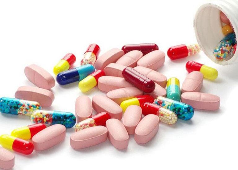 Sử dụng Thuốc Tây giảm và điều trị bệnh