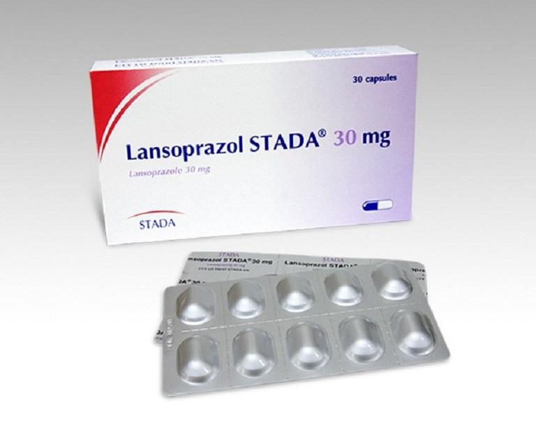 Thuốc chữa trào ngược dạ dày Lansoprazole