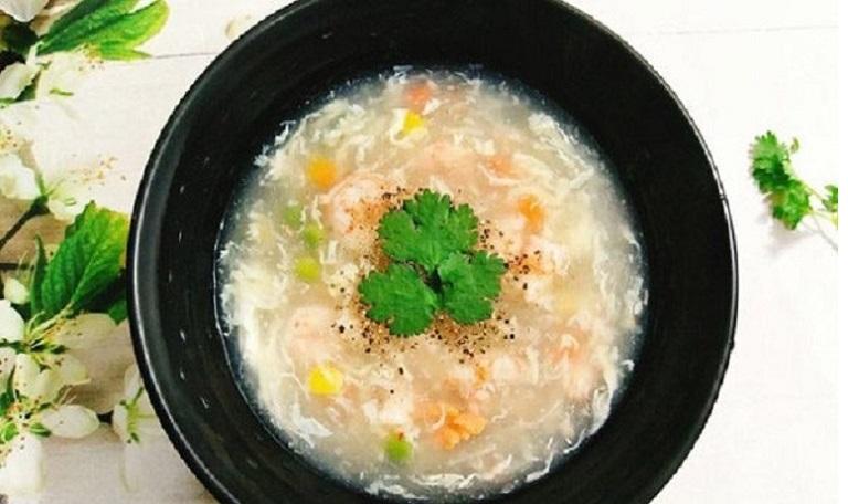 Viêm dạ dày cấp nên ăn gì kiêng gì? - Nên ăn soup