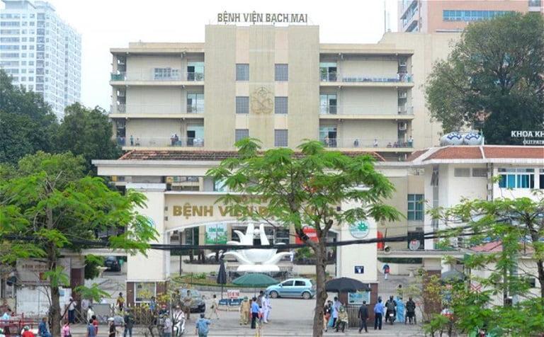 Bệnh viện Bạch Mai là cơ sở y tế hàng đầu xét nghiệm vi khuẩn HP