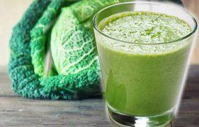 Nước ép từ rau cải giúp cải thiện đau thượng vị và tăng cường sức đề kháng cho cơ thể