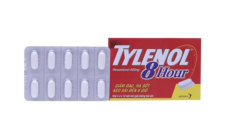 Thuốc kháng histamin H2 Tylenol
