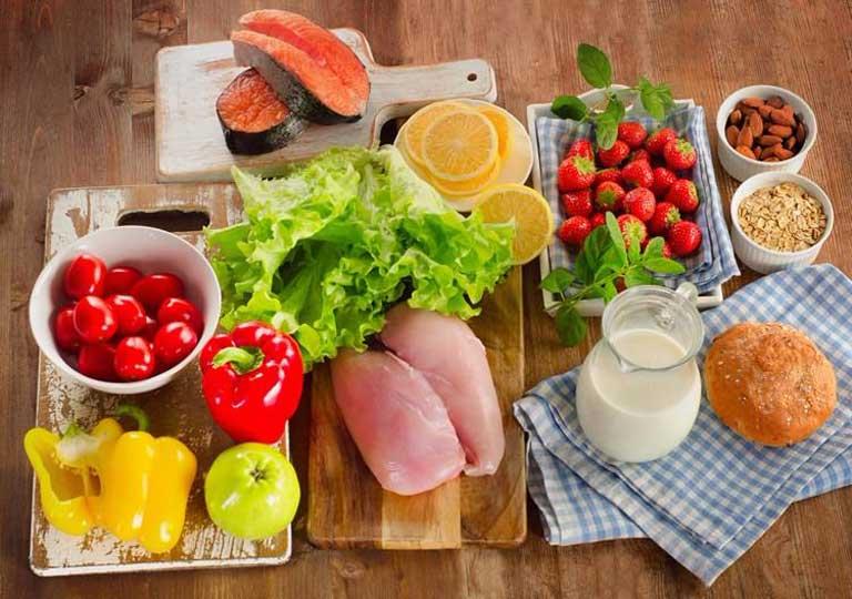 Bạn cần chế độ dinh dưỡng hợp lý giúp điều trị bệnh