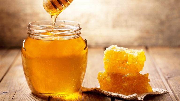 Sử dụng mật ong nguyên chất chữa đau dạ dày