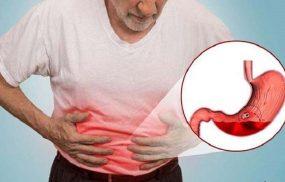 Đau dạ dày là triệu chứng phổ biến ở đường tiêu hóa