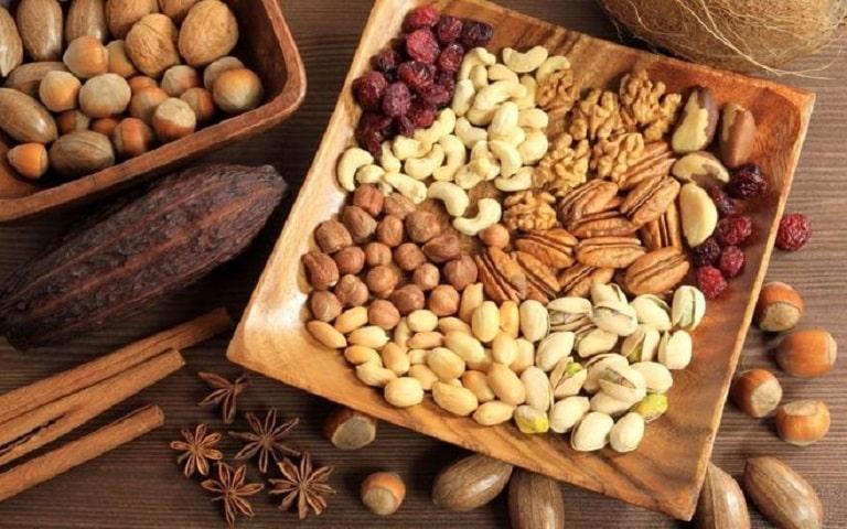 Các thực phẩm khô tốt cho người bị đau dạ dày
