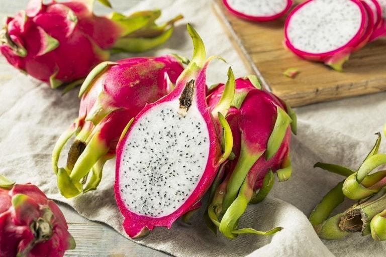 Người đau dạ dày nên ăn hoa quả gì? Quả thanh long