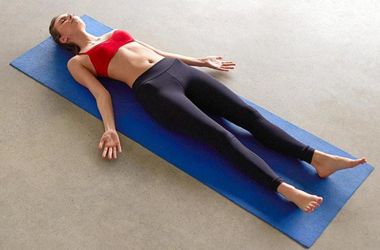 Bài tập giãn nở cơ thể có tác dụng thư giãn dạ dày và giảm đau hiệu quả