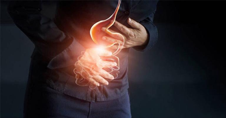 Thành phần dược tính trong chè vằng sẽ tác động vào lớp niêm mạc bị tổn thương và mang lại hiệu quả giảm đau