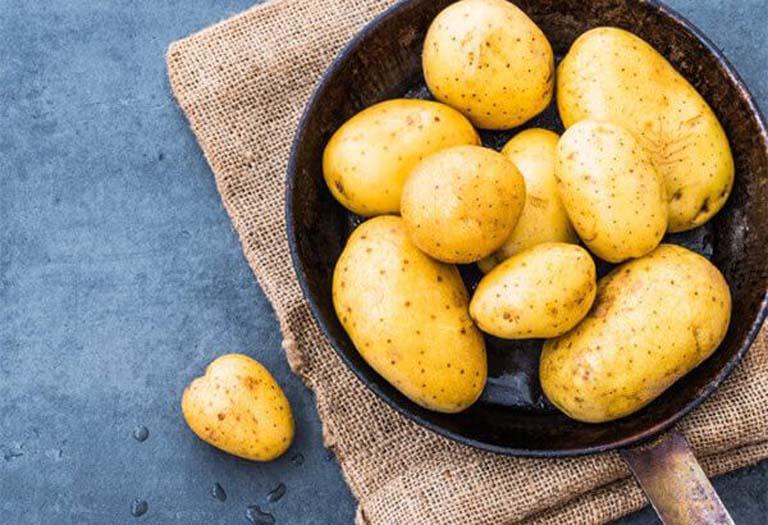 Cải thiện chức năng của hệ tiêu hoá và bảo vệ dạ dày bằng cách thường xuyên ăn khoai tây