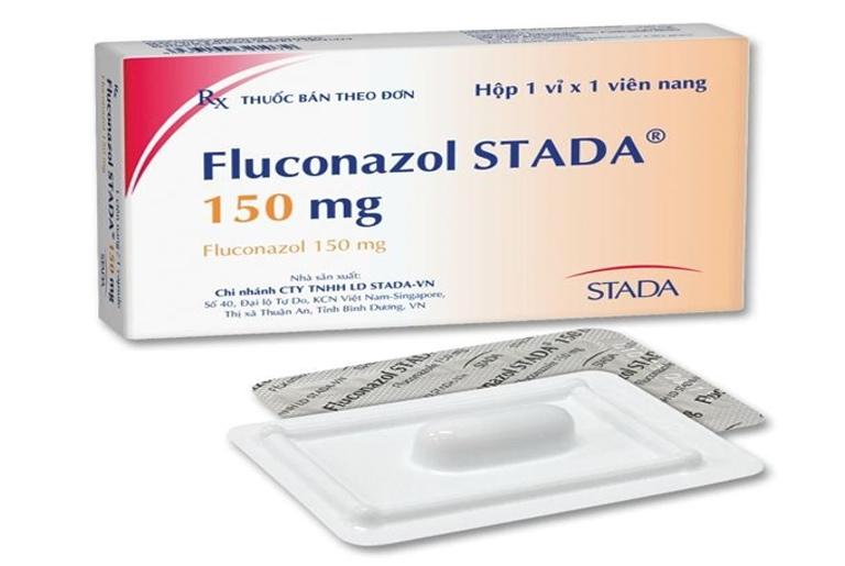 Thuốc uống Fluconazol STADA giúp cải thiện triệu chứng của bệnh lác đồng tiền trên diện rộng