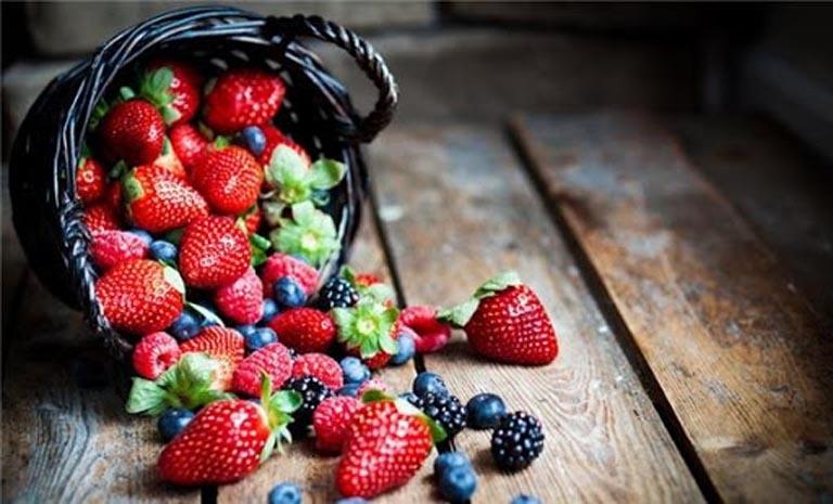 Các loại trái cây giàu Flavonoid vừa tốt cho sức khoẻ, vừa giúp cải thiện chức năng của dạ dày
