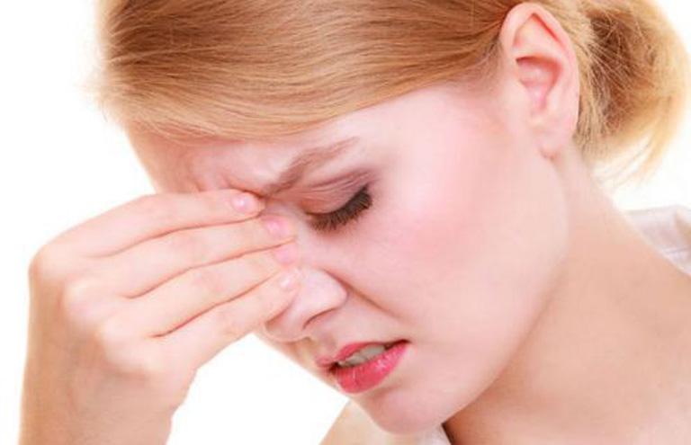 Viêm xoang bướm là một trong những loại bệnh viêm xoang thường gặp và khiến người bệnh cảm thấy rất khó chịu