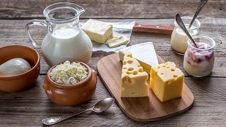 Sữa và chế phẩm từ sữa ảnh hưởng không tốt đến quá trình điều trị bệnh viêm xoang