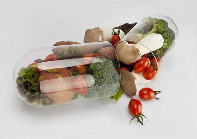 thực phẩm chức năng điều trị viêm xoan