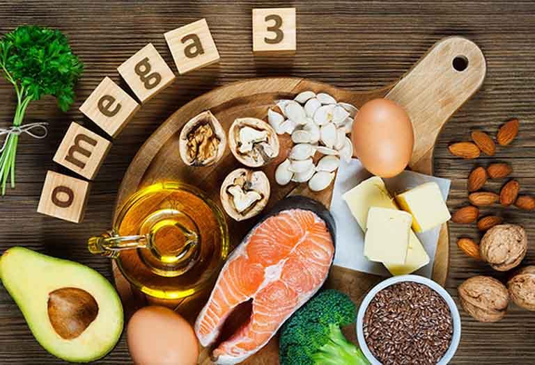 Nhóm thực phẩm giàu omeg-3 tốt cho bệnh nhân bị viêm xoang