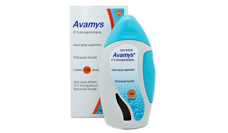 Chữa viêm xoang bằng thuốc xịt Avamys có nguồn gốc xuất xứ từ Anh Quốc