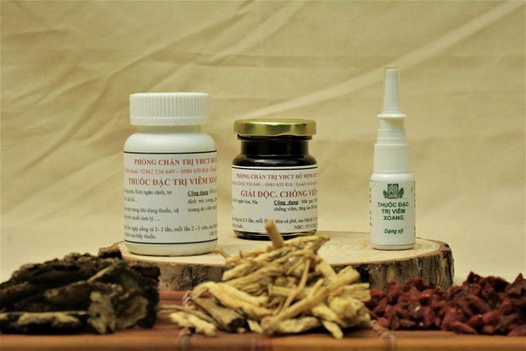 Bài thuốc viêm xoang Đỗ Minh hoàn chỉnh sau nhiều công đoạn điều chế nghiêm ngặt