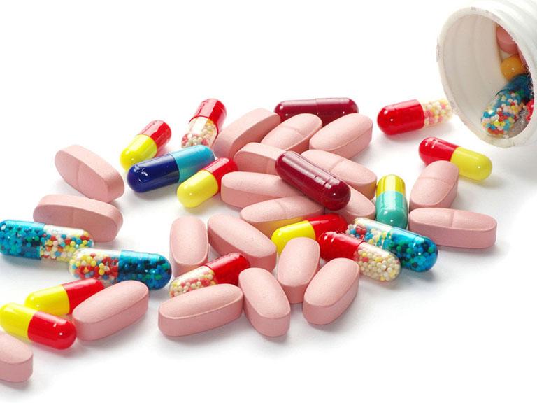 các thuốc kháng sinh chữa viêm xoang