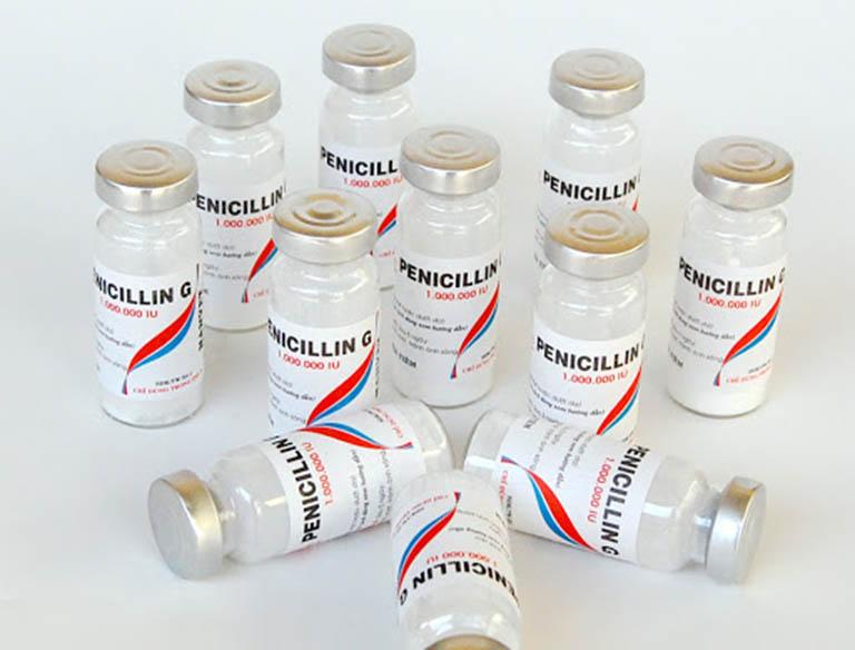 Thuốc kháng sinh điều trị viêm xoang Penicillin G