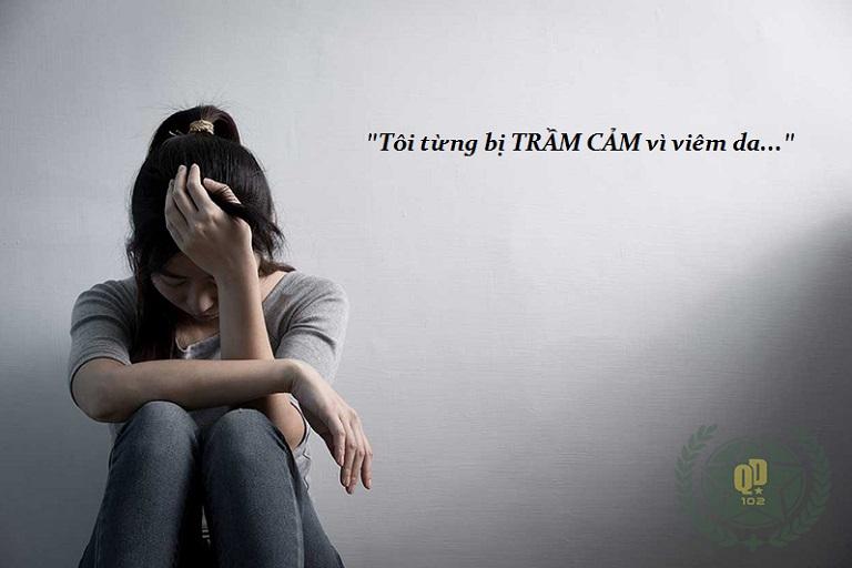 Viêm da là bệnh lý dai dẳng, gây nhiều phiền toái cho người bệnh, thậm chí có thể gây trầm cảm
