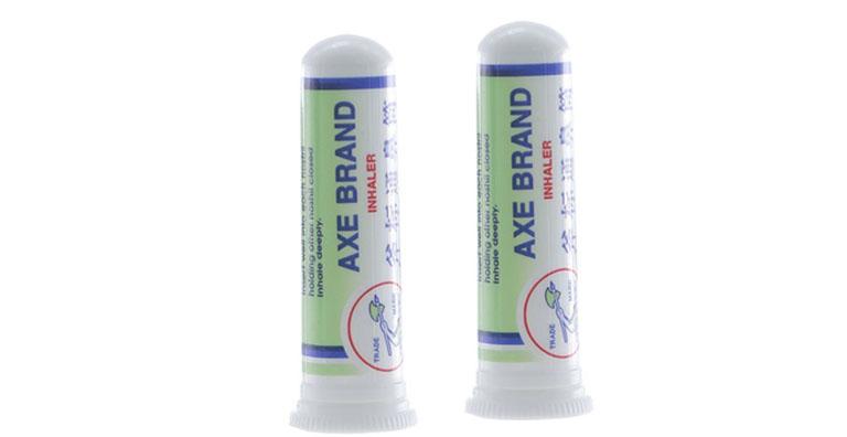 Thuốc hít trị viêm xoang Axe Brand inhaler