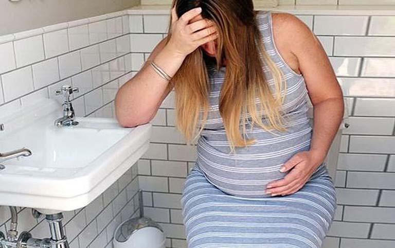 dấu hiệu bệnh trĩ ở bà bầu