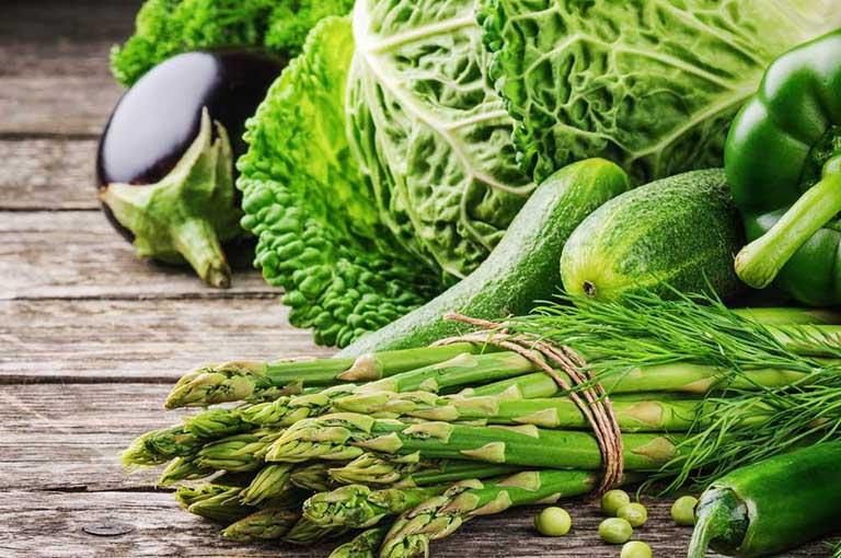 Tăng cường bổ sung các thực phẩm giàu chất cơ trong thực đơn ăn uống hằng ngày