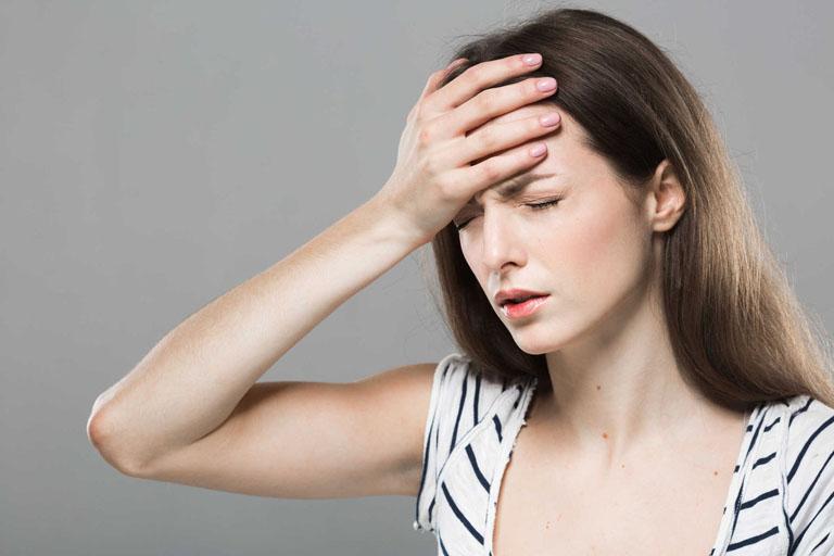 Thiếu máu nghiêm trọng có thể xảy ra nếu bị sau búi trĩ kèm theo chảy máu nhiều